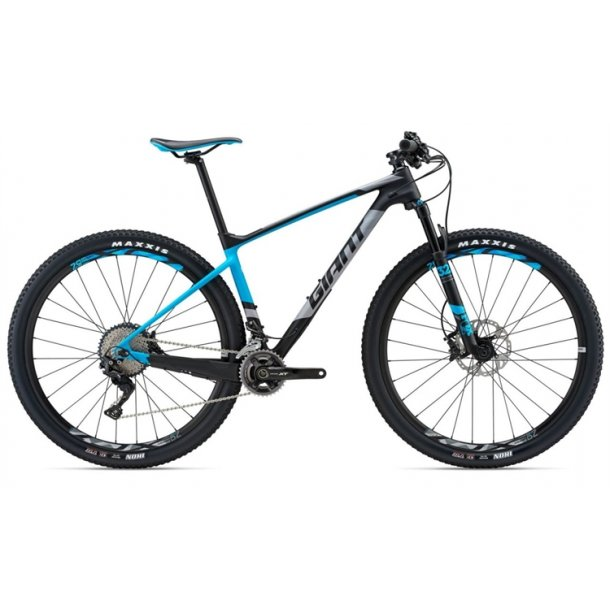 Giant XTC Advanced 29er 1,5 Ge. Super hurtig skov racer